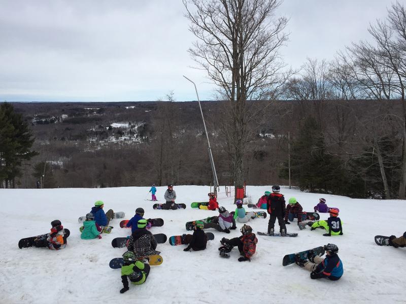 Snow Boarders?