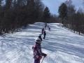 Human Slalom