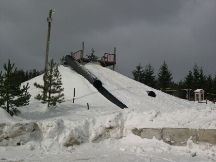 Snow Zone Slide